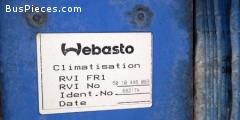 Condenseur Clim FR1/Iliade