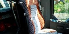 siège chauffeur RECARO Profil Class Sigus